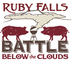 Ruby Falls Battle Below the Clouds